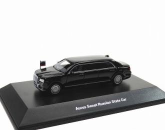 AURUS SENAT Limousine L700 2018 Black