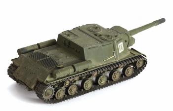 """Сборная модель ИСУ-152 """"Зверобой"""""""