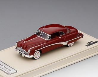 Buick Roadmaster Rivera 1949 (red)
