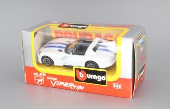 DODGE Viper RT/10 (cod.4130), white