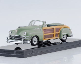CHRYSLER Town & Country (1947), healther green