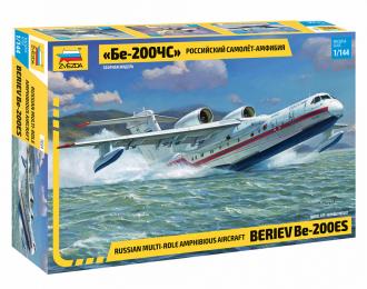 Сборная модель Самолет-амфибия Бе-200ЧС