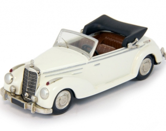 MERCEDES-BENZ 220 Cabriolet A Open Top (1951-1955), white