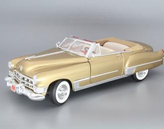 CADILLAC Coupe de Vile (1949), gold
