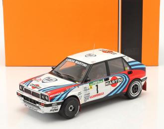 """LANCIA Delta Integrale 16V #1 """"Martini"""" Biasion/Siviero победитель Rally Portugal 1990"""