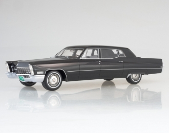CADILLAC Fleetwood 75 Limousine (1967), black