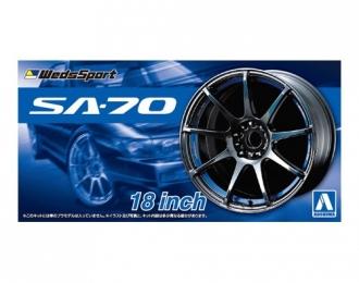 Набор дисков Weds Sports SA-70 18inch