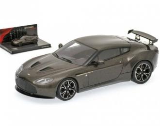 ASTON MARTIN V12 Zagato (2012), silver