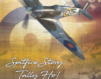 Сборная модель SPITFIRE STORY: Tally ho! DUAL COMBO