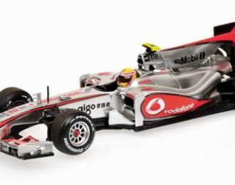 McLaren MERCEDES-BENZ Vodafone MP4-25 Lewis Hamilton 2010
