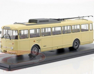 троллейбус SKODA 9TR Eberswalde 1961 Beige