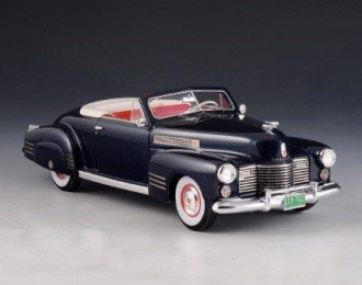 CADILLAC Series 62 Convertible Coupe (открытый) 1941 Metallic Dark Blue
