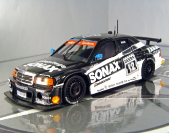 MERCEDES-BENZ 190 E Kl. 1 DTM AMG Tabac / Sonax R. Asch (1993), black / white