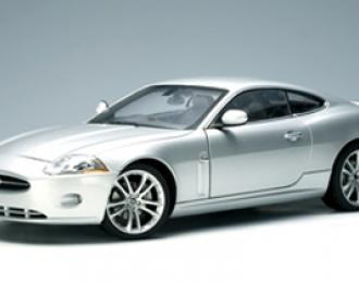 JAGUAR XK Coupe  2006, silver