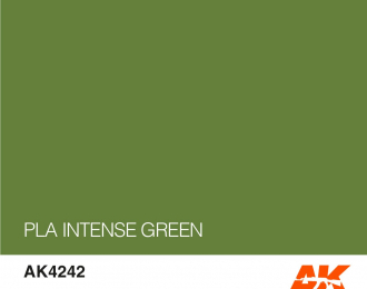 PLA Intense Green 17ml