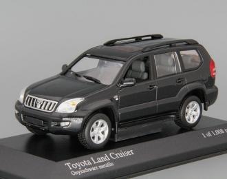 TOYOTA Land Cruiser (2002), black metallic