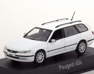 PEUGEOT 406 Break 2003 Banquise White