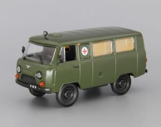 УАЗ-452А, Автолегенды СССР 244, хаки