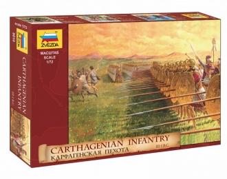 Сборная модель Карфагенская пехота
