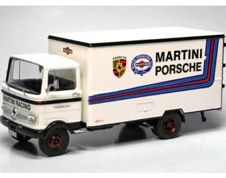 Mercedes-Benz LP608 race service truck 'Martini', white