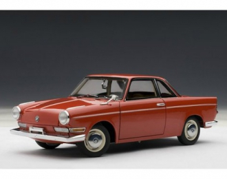 BMW 700 Sport Coupe, red