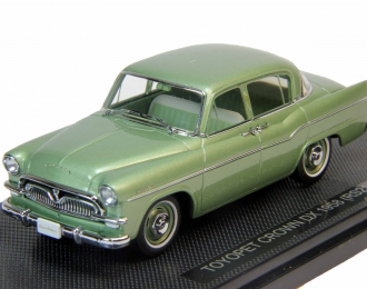 TOYOPET Crown DX RS21 (1958), green
