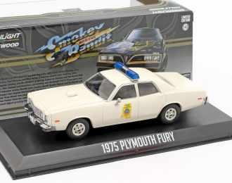 "PLYMOUTH Fury ""Mississippi Highway Patrol"" 1975 (из к/ф ""Смоки и бандит"")"