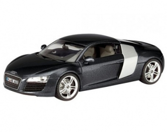 AUDI R8, daytona grey