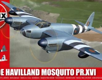 Сборная модель Британский фото-разведчик De Havilland Mosquito PRXVI