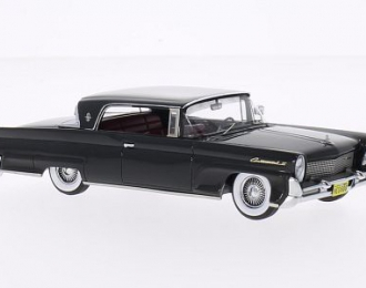 LINCOLN Continental Mark III Hardtop Coupe 1958 Black