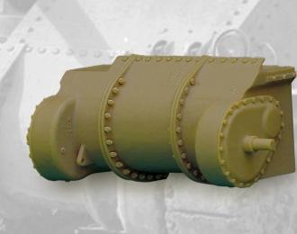 Набор для сборки лобовой части американского танка M3 Lee / Grant