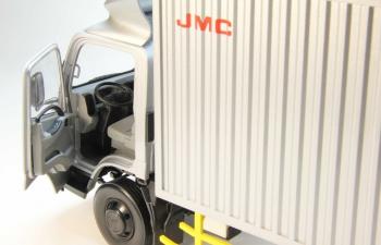 JMC N800 фургон, silver