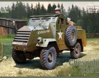 Сборная модель Канадский бронетранспортер Chevrolet C15TA