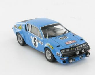 ALPINE Renault A 310 1800, серия Rallye Monte-Carlo 21, blue
