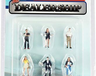 Mijo Figure Set - The Dealership