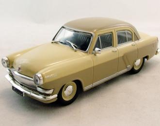 Горький 21P, Автолегенды СССР. Лучшее 9, бежево-коричневый