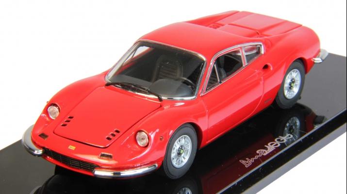 FERRARI GTO, red