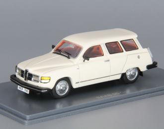 SAAB 95GL (1979), cream
