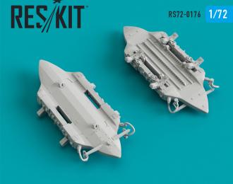 BRU-57 Smart boMERCEDES-BENZ Racks for F-16 (2 pcs)