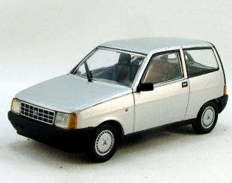 AUTOBIANCHI Y 10 (1985), grey metallic