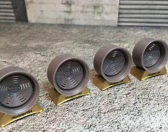 Комплект дисков HellaFlush Rotiform BM1 (R19)