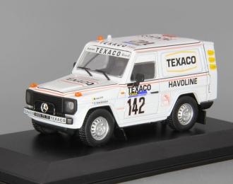 MERCEDES-BENZ 280 GE #142 J. ICKX Winner Paris Dakar (1983), white