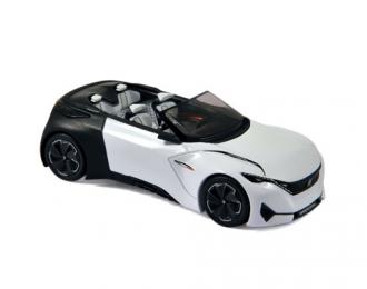 PEUGEOT Cabriolet Concept Car Fractal Salon de Francfort 2015