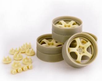 Комплект дисков WORK MEISTER S1R 18 дюймов