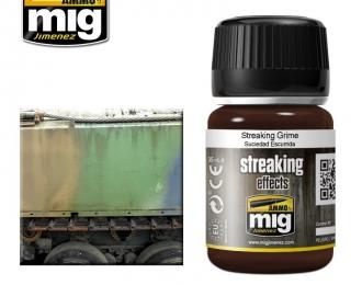 STREAKING GRIME (Потеки грязи)