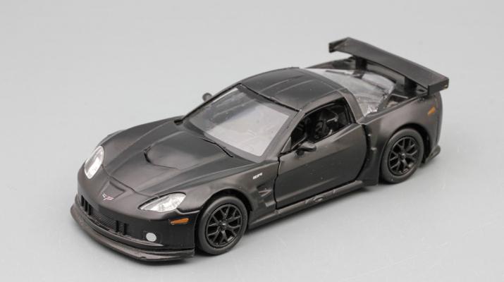 CHEVROLET Corvette C6-R 2010, black