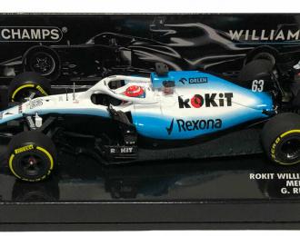 ROKIT WILLIAMS RACING MERCEDES FW42 - GEORGE RUSSEL - 2019