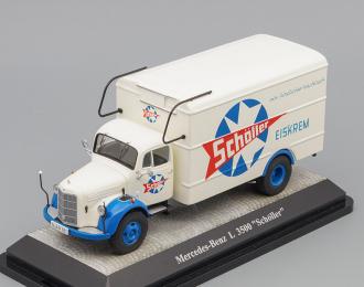 """MERCEDES-BENZ L 3500 фургон-рефрижератор """"Schöller"""" 1954"""