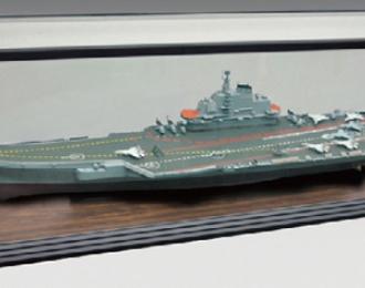 Бокс для моделей  (Корабли 1/200 и 1/350) размер 1250х340х385 мм
