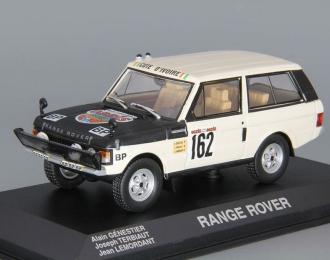 RANGE ROVER BP Dakar, beige / black